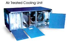 Air Treated Cooling Units