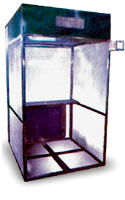 Dispensing Unit Booth